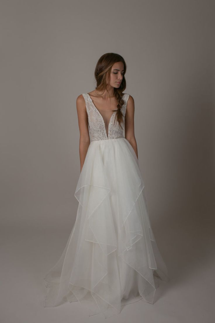 Sarah Seven Nonko bridal dress - Vestido de novia No lo de Sara Seven