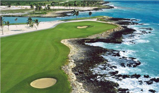#Tee Off at The Best #Golf #Resorts in the D.R.: Punta Espada Golf Club