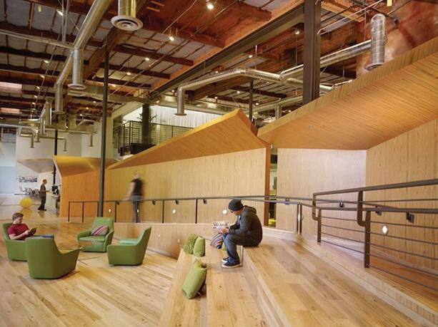 Google's Office in California