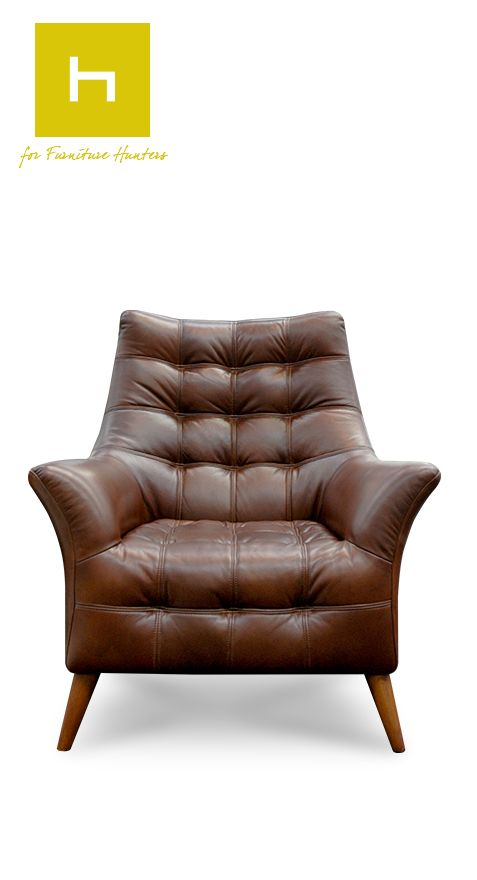 The Oxford Lounge Chair from Hunter Furniture.   Exceptionally designed using high quality leather.  http://www.furniture.co.nz/our-products/all-products/lounge-chairs/oxford-lounge-chair/  #furniturehunters