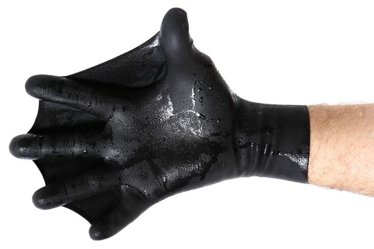 Darkfin gloves  Size: Men's Med-Large