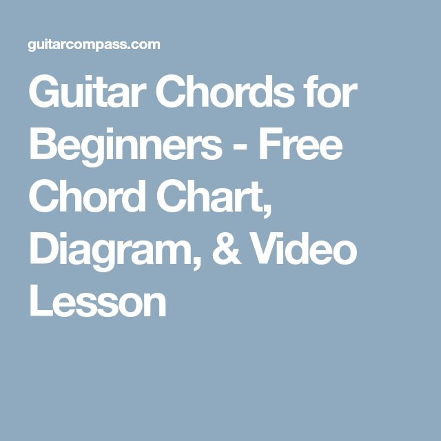 Best 25+ Guitar chords for beginners ideas on Pinterest Guitar - chord charts