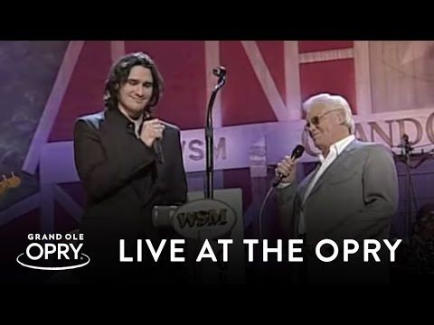 "George Jones & Joe Nichols - ""Yesterday's Wine"" 