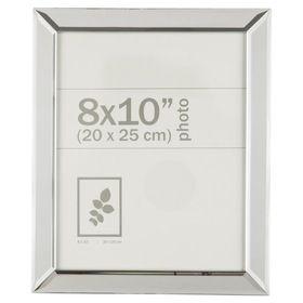 Mirror Photo Frame - 8in. X 10in. (20cm x 25cm), Clear