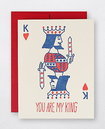 """""""You are my king"""""""