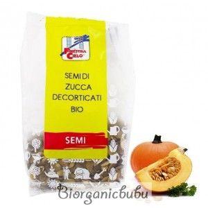 Seminte de dovleac BIO decojite, 150 g