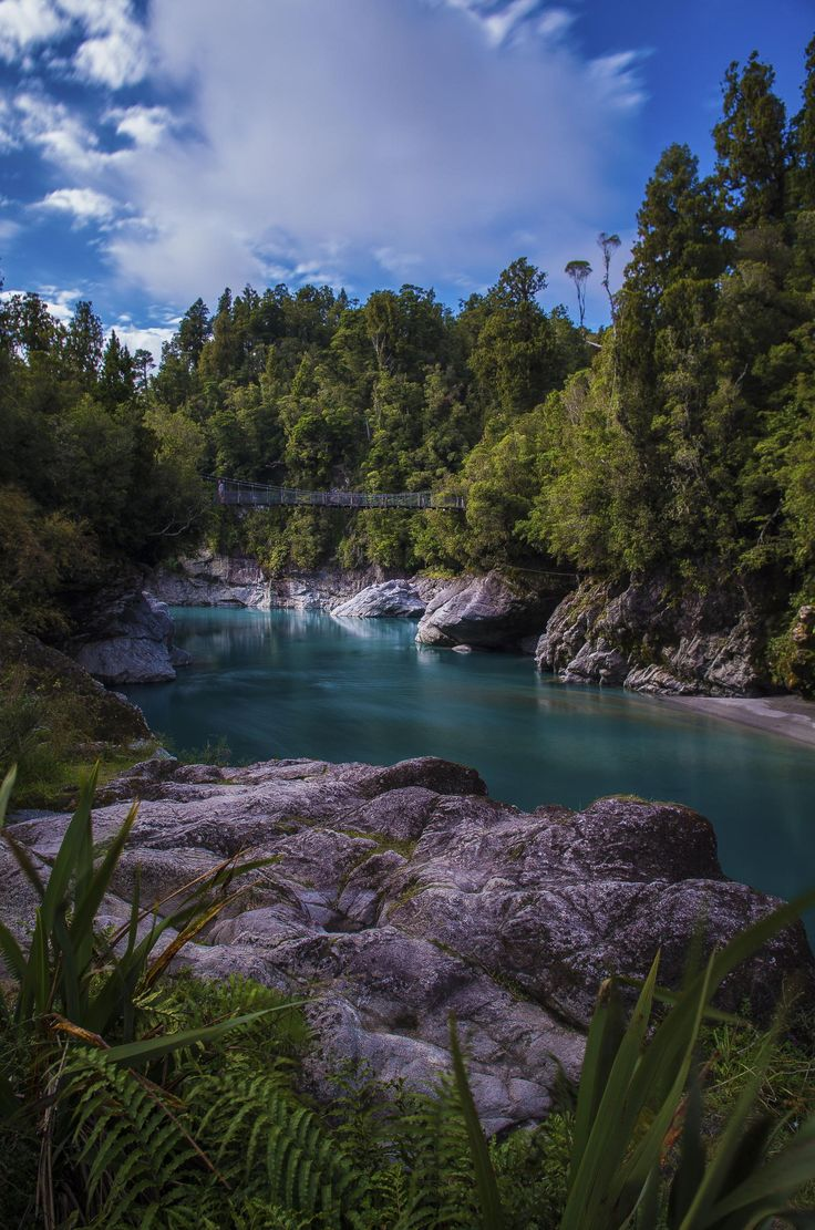 17 Best images about Hokitika Gorge on Pinterest   Beautiful, Turquoise and Wanderlust