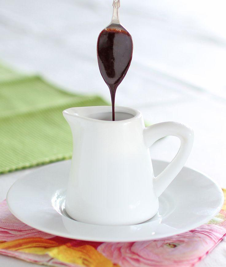 Raw Chocolate Sauce