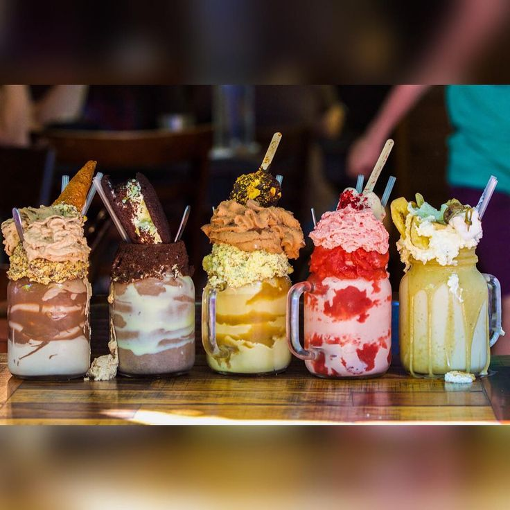 19 crazy milkshakes that are worth getting a sugar crash for | Metro News