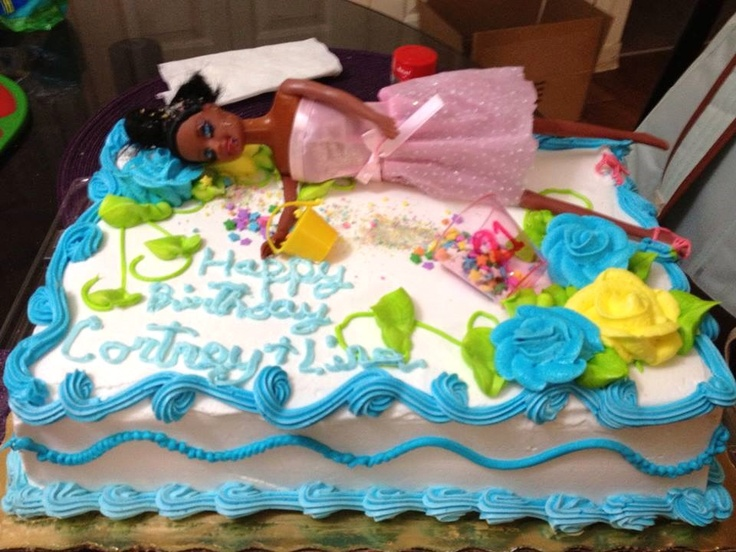 Birthday Cake Shot With Sprinkles