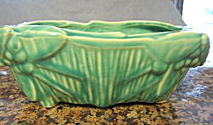 McCoy pottery vase.  For sale at More Than McCoy on TIAS at http://www.morethanmccoy.com