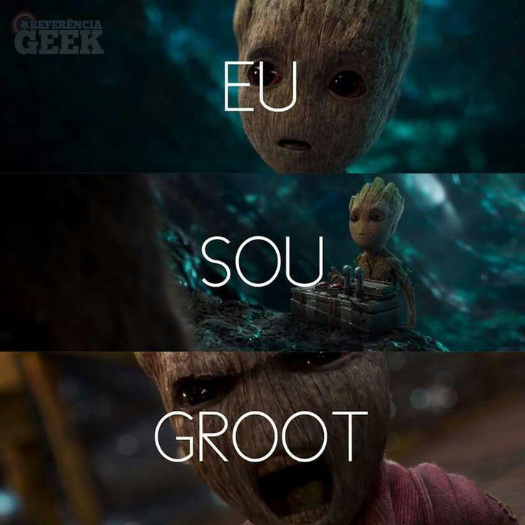 EU SOU GROOT