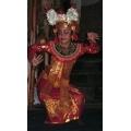 Legong Condong dance costume complete set