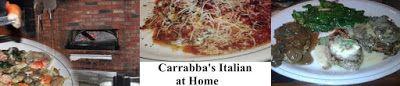 Carrabba's Italian Grill Copycat Recipes: July 2012