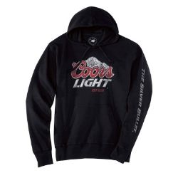 Coors Light Hooded Thermal