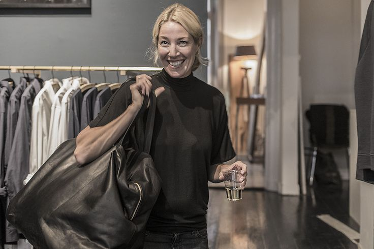 Karolina Nolin at DRY Studios Mari Strenghielm blogg