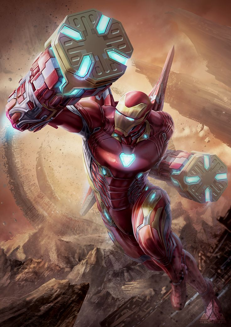 Avengers: Infinity War – Iron Man
