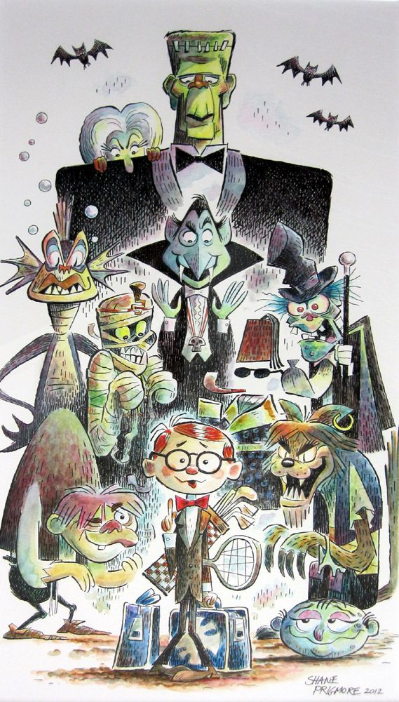 Gris Grimly - Google Search