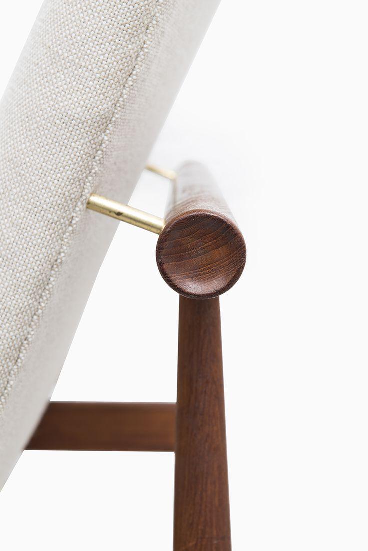 Wooden easy chair designs - Finn Juhl Japan Fd 137 Easy Chairs By France S N At Studio Schalling Danish Designmodern Designwooden