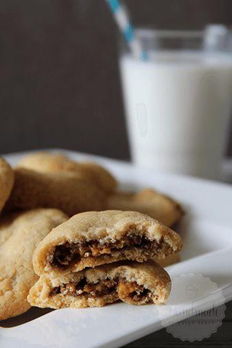 Snicker koekjes – HandmadeHelen