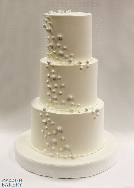 15 Best Buttercream Wedding Cakes Images On Pinterest