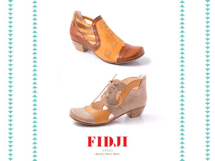 Fidji Shoes from Portugal