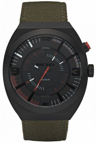 Diesel Military Mens Watch 1412 « Impulse Clothes