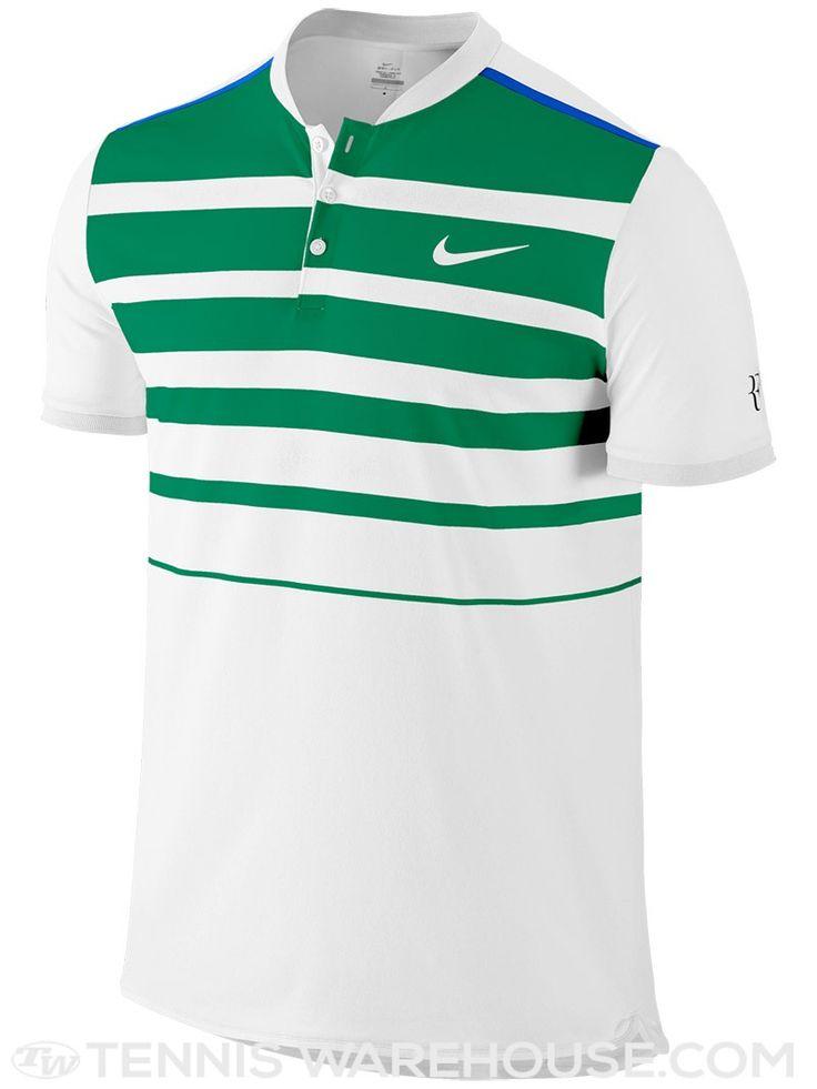 Nike Men's Spring Premier Roger Federer Tennis Polo
