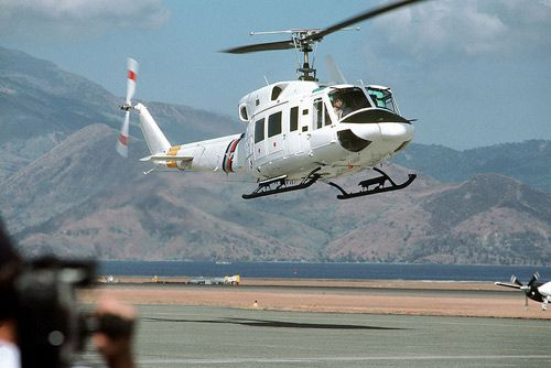 The Bell 212 HP AH Mk is a military utility helicopter operated by the UK's Army Air Corps. - Image - Army Technology