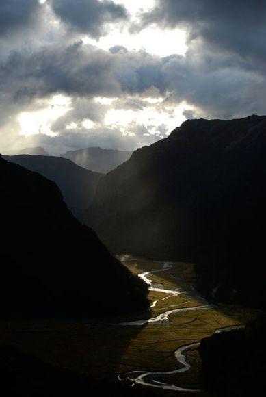 Mount Aspiring National Park, New Zealand...wonderful.