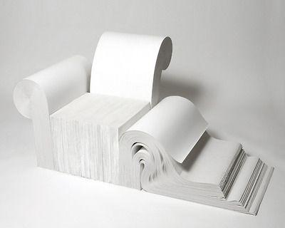O Studio Hyungshin Hwang transforma praticamente qualquer material em peças altamente desejáveis de design contemporâneo com uma elegância delicada e simples, característica do DNA oriental. Veja mais neste post: http://goo.gl/ZJ82BO