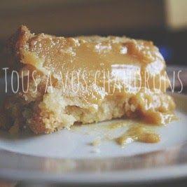 """Tous à vos chaudrons...: Carrés """"tarte au sucre"""""""
