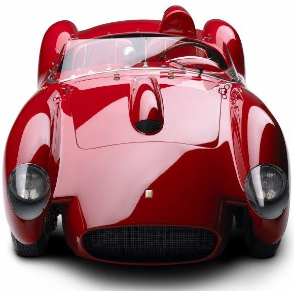 1958 Ferrari Testarossa. just beautiful