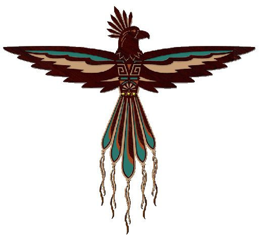 Southwest decor on native winds ii large wall hanging for Native american furniture designs