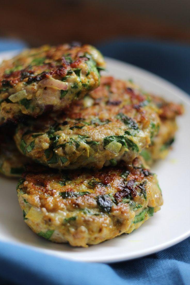 Adobo Chicken Burgers (AIP, Paleo, Gluten Free)