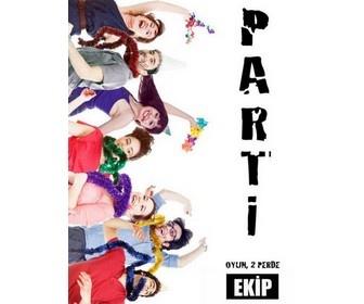 Parti | Onlineaktivite.com #theatre #party