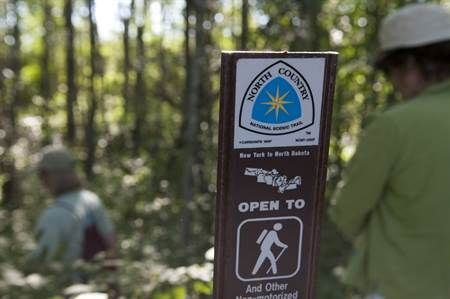 Trek the North Country Trail in Minnesota #OnlyinMN