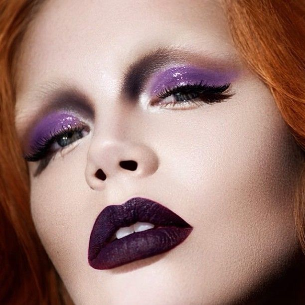 beauty editorial | name is so much fun the ones that beauty makeup runway next springs ...