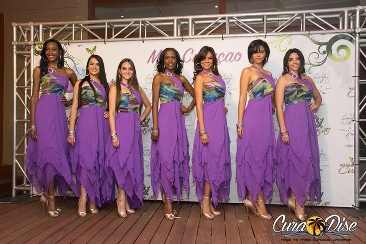 Miss Universe Curaçao 2015 finalists contestants candidates
