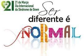 JUIZ DE FORA SEGURA : 21/03 - Dia Internacional da Síndrome de Down/ Dia...