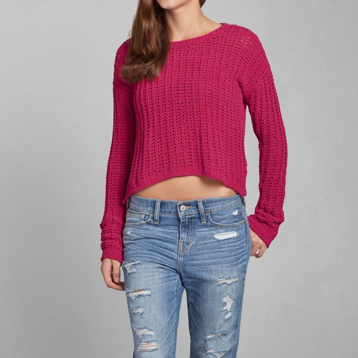 Womens Bailey Sweater | Womens New Arrivals | Abercrombie.com