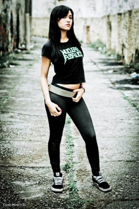 Fernanda Lira Nervosa Metal Women Pinterest Music