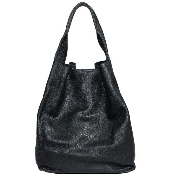 Best 20  Black leather handbags ideas on Pinterest | Black ...