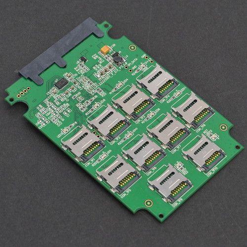 f20439e1bf30b7 サンコー から 10枚のmicroSDカードをSSD化するキット発売。Windows   Mac の起動に対応