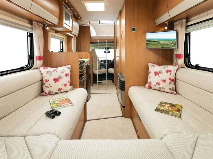 With names like Savannah, Apache, Comanche, Navajo, Tracker, and others in the Auto-Trail range, you could be forgiven for thinking this popular brand hails from the US of A, but you'd be wrong. These sumptuously appointed vehicles are built in the United Kingdom under the umbrella of the giant Trigano Group.  For more information check our website by clicking the link below