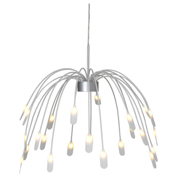 HÄGGÅS Led-plafondlamp - IKEA
