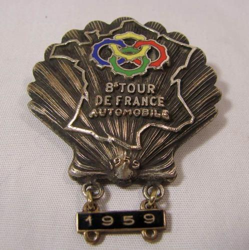 8 me tour de france automobile 1959 automobile for Automobile club de france piscine