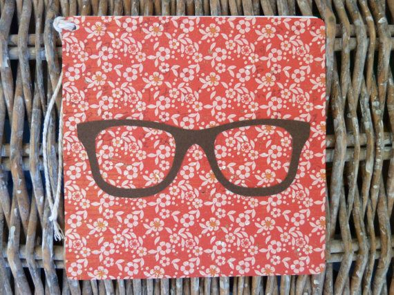 carte à lunettes by lfdp  de jolies cartes motif par bylfdp sur Etsy, €5.50