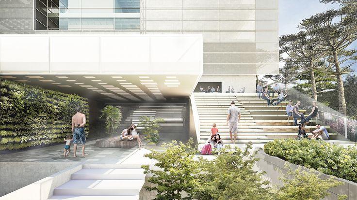 Galeria de Primeiro lugar no concurso para Nova Sede do Clube Curitibano / Arqbox Arquitetura - 2
