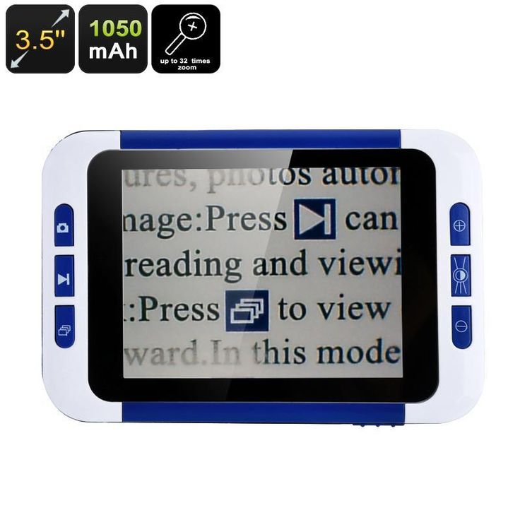 3.5Inch Portable Digital Magnifier